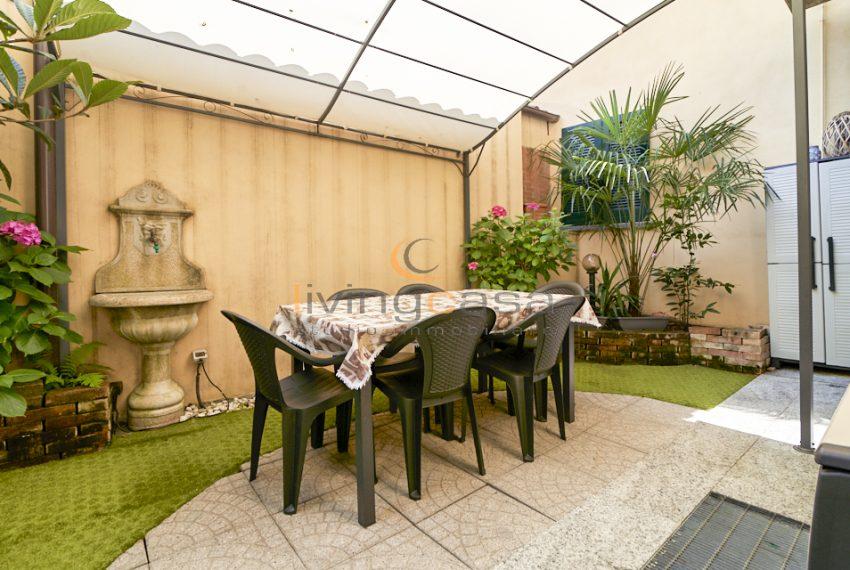 4Cassago, Livingcasa giardino